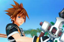 llave espada luz de las estrellas Kingdom Hearts III
