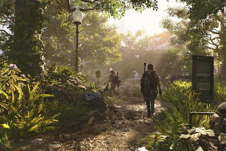 tráiler multijugador de The Division 2
