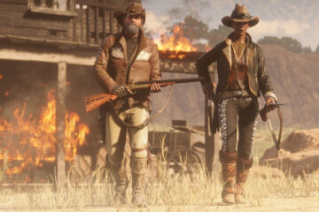Actualización para Red Dead Online