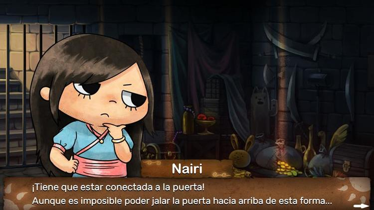 Análisis de Nairi: Tower of Shirin