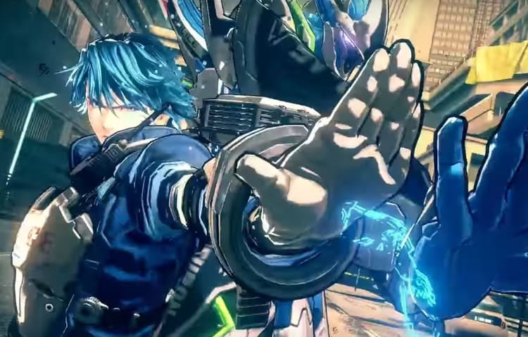 Anunciado Astral Chain
