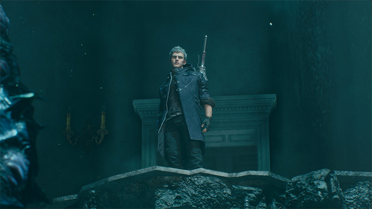 Impresiones Devil May Cry 5 - Dante