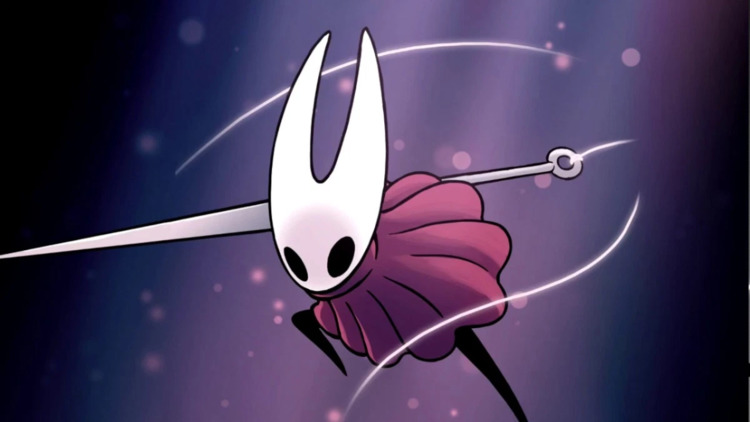 Hollow Knight: Silksong en Nintendo Switch y PC