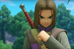 Dragon Quest XI S en otoño