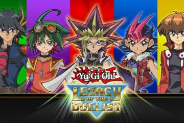 Nace Yu-Gi-Oh! Legacy of the Duelist: Link Evolution en Nintendo Switch