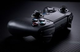 Nacon Asymmetric Wireless Controller black