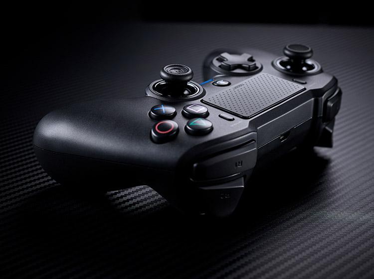 Nacon Asymmetric Wireless Controller black