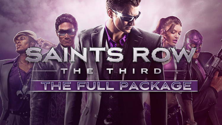 Saints Row The Third en Switch
