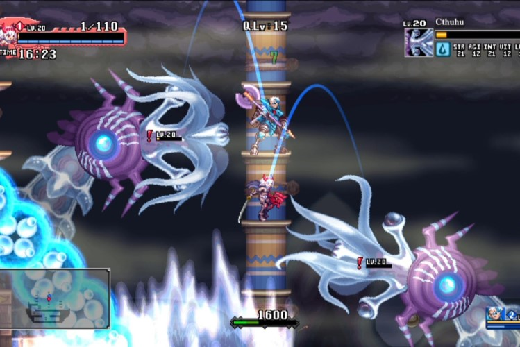 analisis de dragon marked for death 2