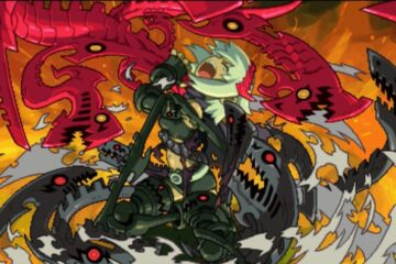 analisis de dragon marked for death