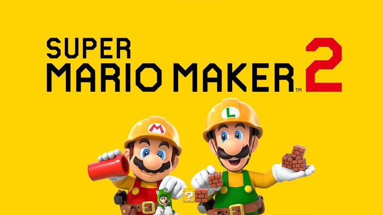 Anunciado Super Mario Maker 2