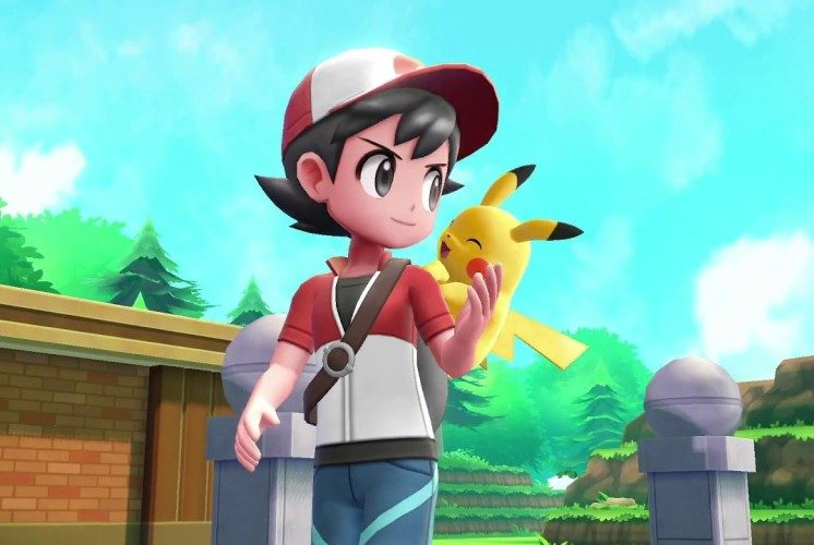 demo de pokemon let's go