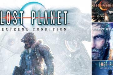 Lost Planet y Resident Evil Code: Veronica retrocompatibles