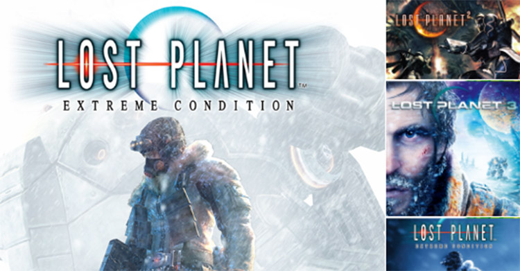 Lost Planet y Resident Evil Code: Veronica retrocompatibles