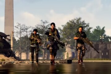 gameplay del endgame de The Division 2