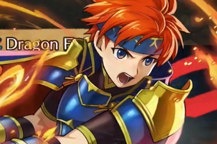 héroe legendario Roy en Fire Emblem Heroes