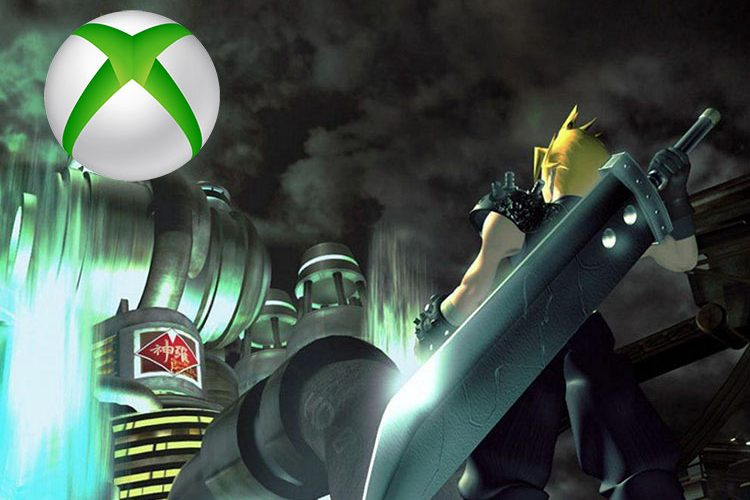 Final Fantasy VII en Xbox One