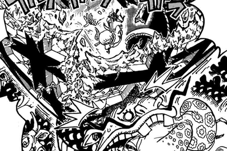 manga de one piece 933 wano