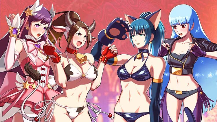 SNK Heroines: Tag Team Frenzy llega a Steam