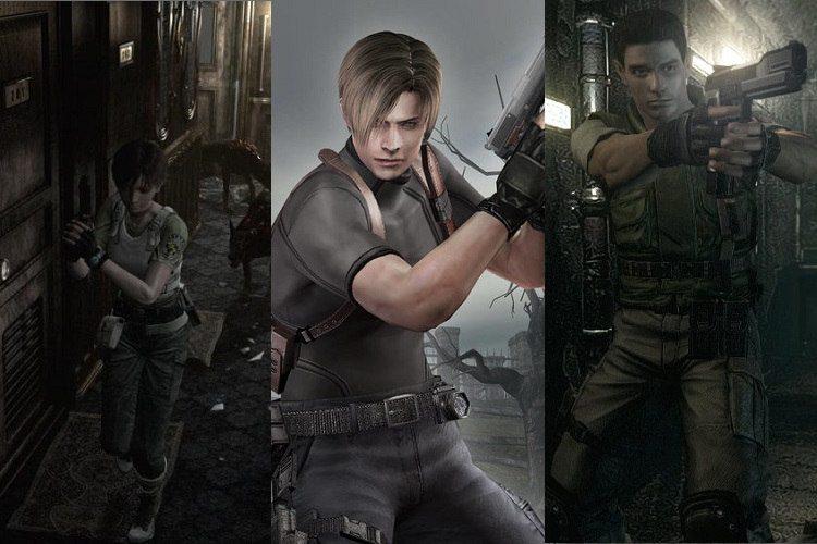 saga Resident Evil en Nintendo Switch
