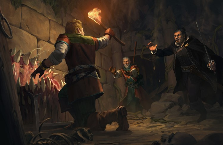 segunda expansion de pathfinder kingmaker