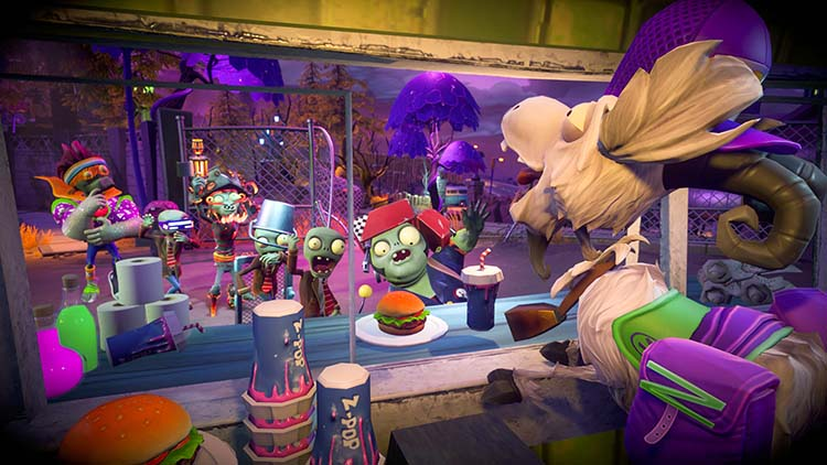 posible Plants vs. Zombies: Garden Warfare 3
