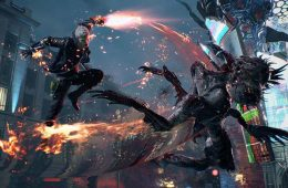 Devil May Cry 5 en un éxito en Steam