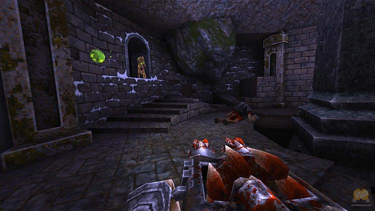 Descubre Wrath: Aeon of Ruin, lo último de 3D Realms