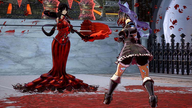 evolución de Bloodstained: Ritual of the Night