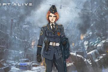 estreno de Left Alive en Japón