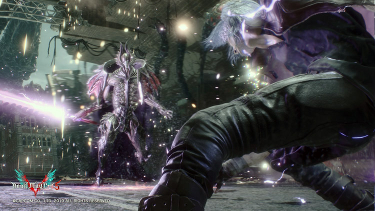 El director de Devil May Cry 5 casi abandonó Capcom después de DMC Devil May Cry