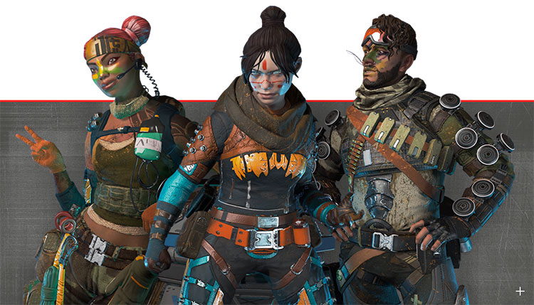 Pase de Batalla de Apex Legends