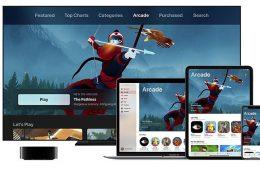 Presentación Apple Arcade