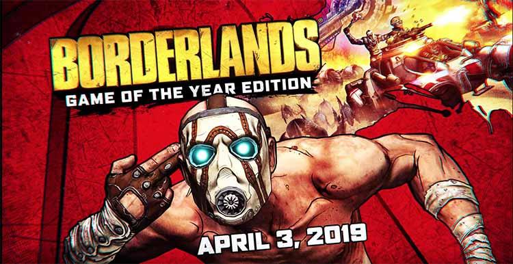 Borderlands Game Of The Year Edition en PC y consolas