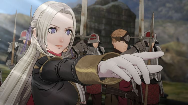 Tema principal de Fire Emblem: Three Houses