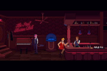 The Red Strings Club a Switch