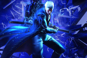 Un mod permite jugar con Vergil en Devil May Cry 5