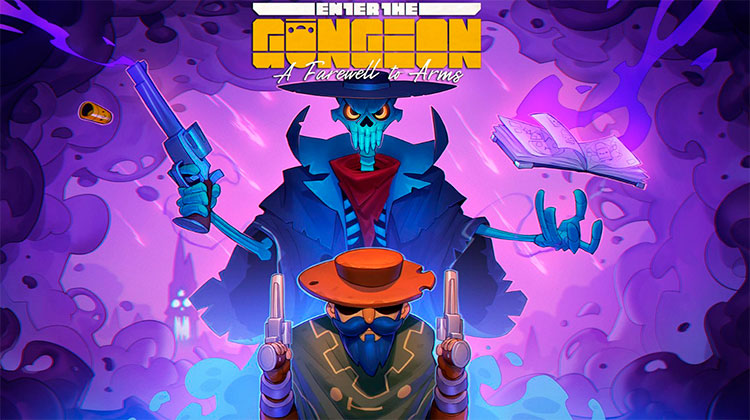 actualización gratuita para Enter the Gungeon