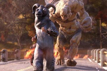 actualización para Fallout 76