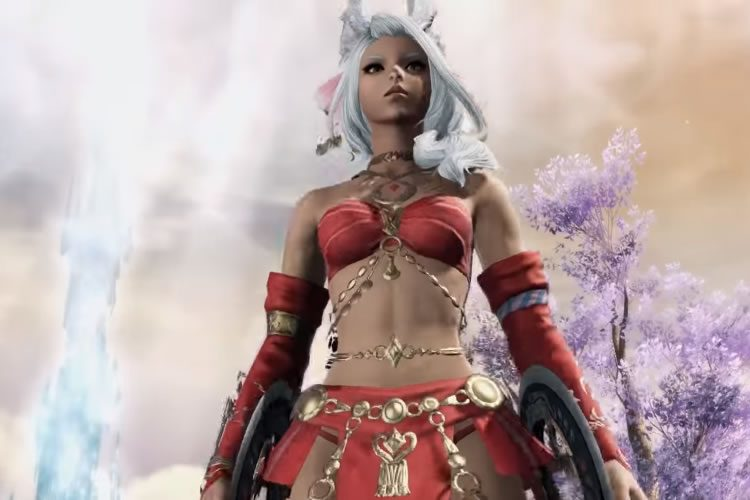 dancer en final fantasy xiv shadowbringers
