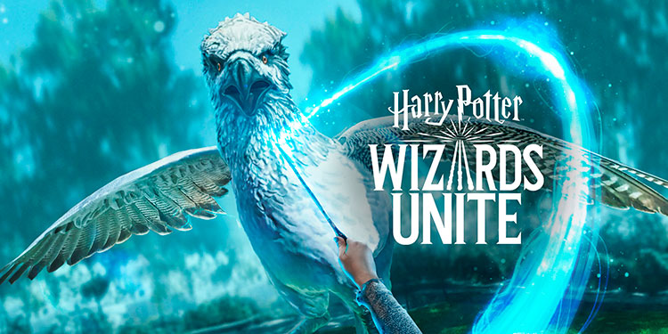 gameplay de Harry Potter: Wizards Unite