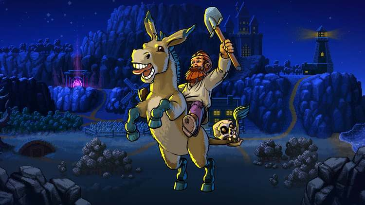 graveyard keeper en Nintendo Switch