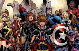 Marvel y Star Wars en Kingdom Hearts III