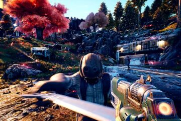 modo supervivencia en The Outer Worlds
