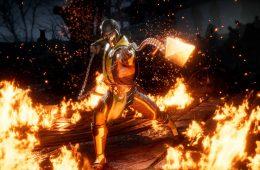 personajes de la beta de Mortal Kombat 11