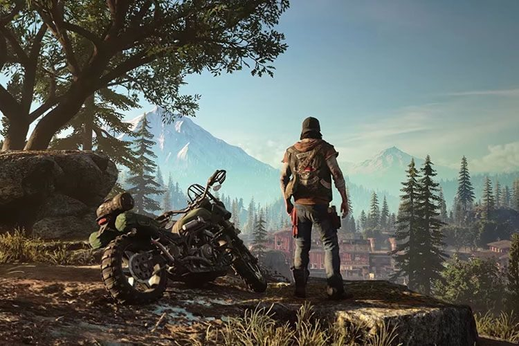 tráiler de historia de Days Gone