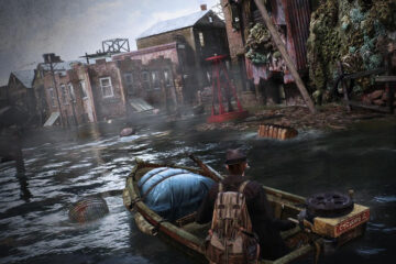 retraso para The Sinking City