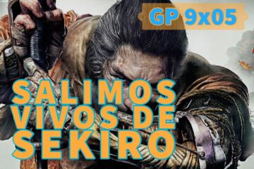 Podcast Sekiro: Shadows Die Twice, salimos vivos