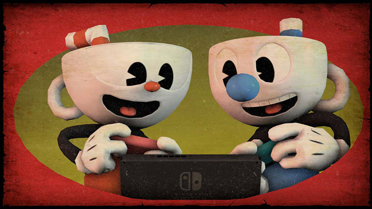 StudioMDHR quiere ver a Cuphead y Mugman en Super Smash Bros. Ultimate