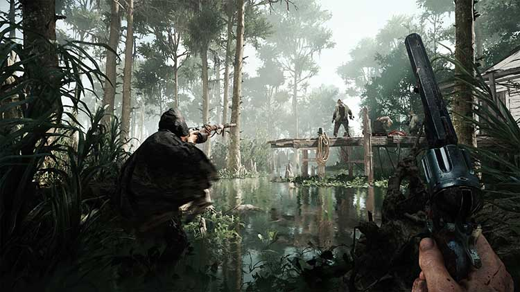 Hunt: Showdown para Xbox One
